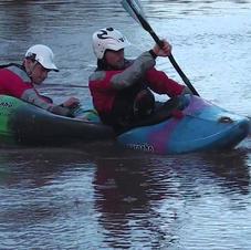 FSRT Hold on pull/tow kayak 2