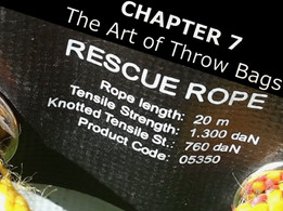 Chapter 7 The art of throw bags