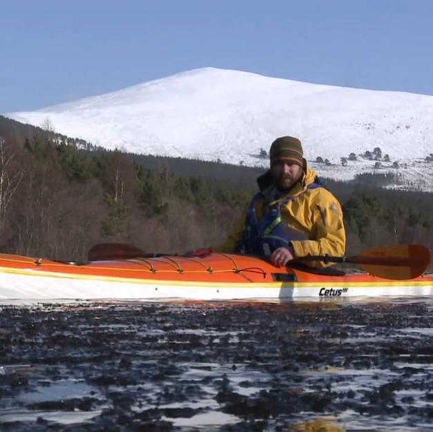 Sea Kayak Towing