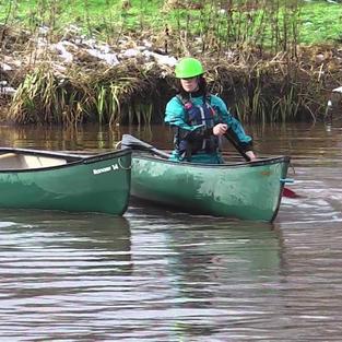 FSRT Nudge Tow 1 Canoe