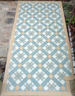 Carron pattern - Custom colours