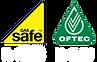 MG Heating Icons - GasSafe Oftect Logos.