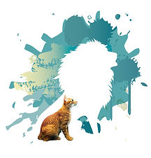 lioncitykitty-wall mural logo with Harry