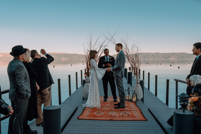 Jenae and Alex - A Waterfront Wedding-22