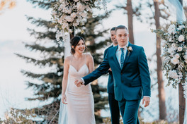 Haley and Mike - A Lake Tahoe Elopement-