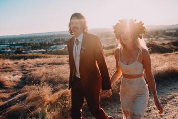 Erika and Ben - A Wild, Wild West Weddin