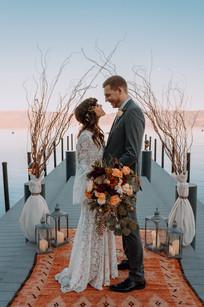 Jenae and Alex - A Waterfront Wedding-40