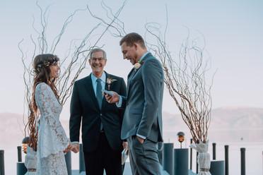 Jenae and Alex - A Waterfront Wedding-24