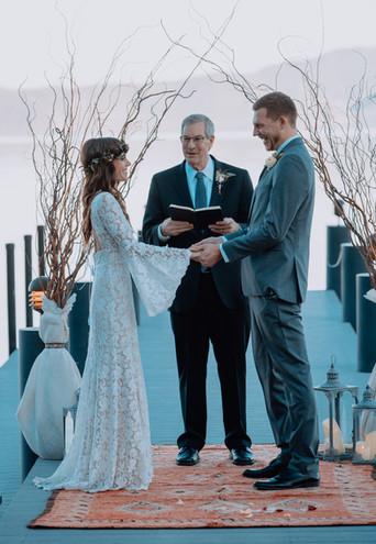 Jenae and Alex - A Waterfront Wedding-19