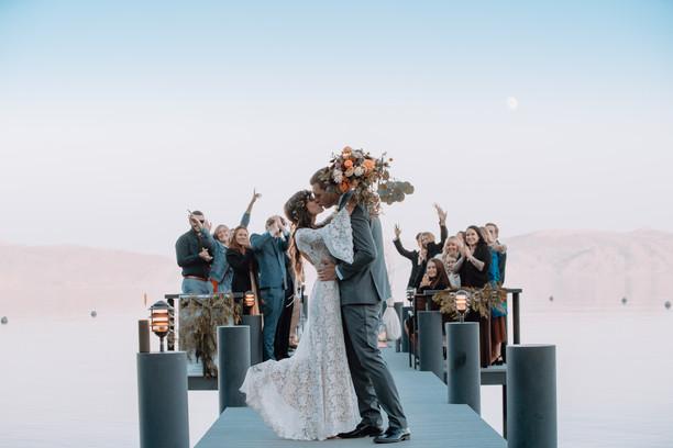 Jenae and Alex - A Waterfront Wedding-36
