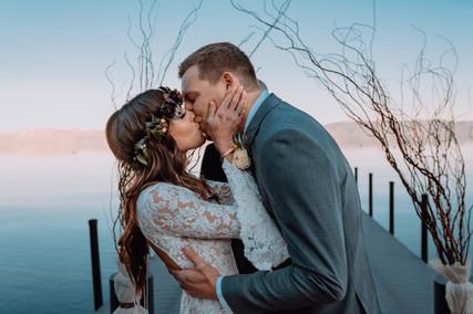Jenae and Alex - A Waterfront Wedding-32