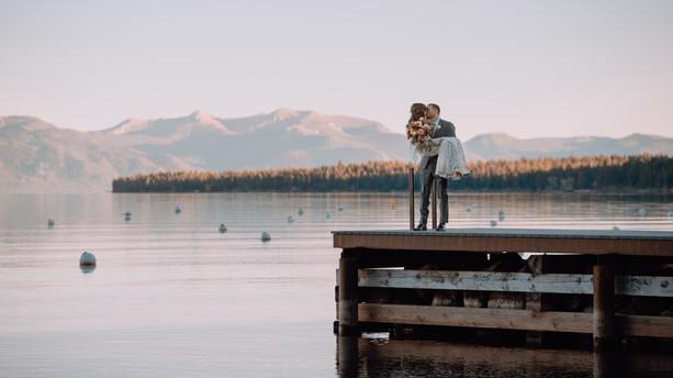 Jenae and Alex - A Waterfront Wedding-37