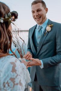 Jenae and Alex - A Waterfront Wedding-30