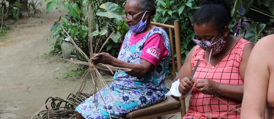 Instituto Capiá promove projeto Raízes que Tecem