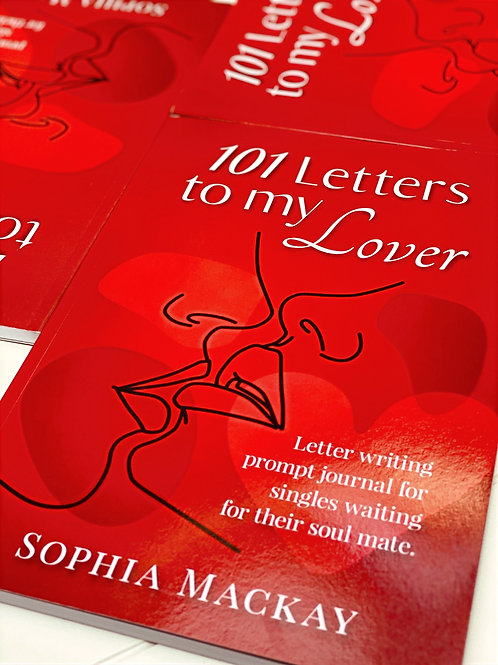 101 Letters To My Lover