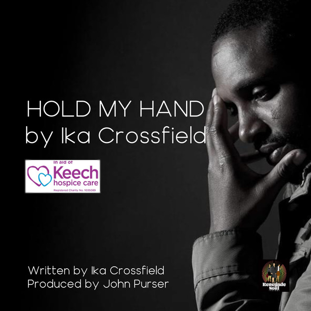Hold My Hand by Ika Crossfield single co