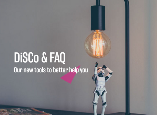 Our new tools to better help you
