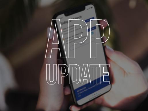 Mobile App Update (1.1.5.3)