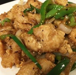 粤式黑椒鱼片