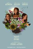 """Poster de la obra """"The Year of the Solar Eclipse"""""""