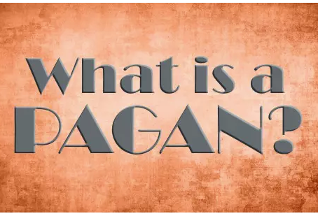What is a Pagan in Simple Terms