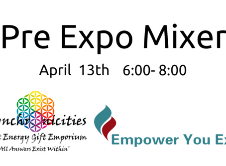 Expo Social. Hope you can come.