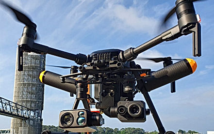 Rent UAV DJI M210 -EXODAIR