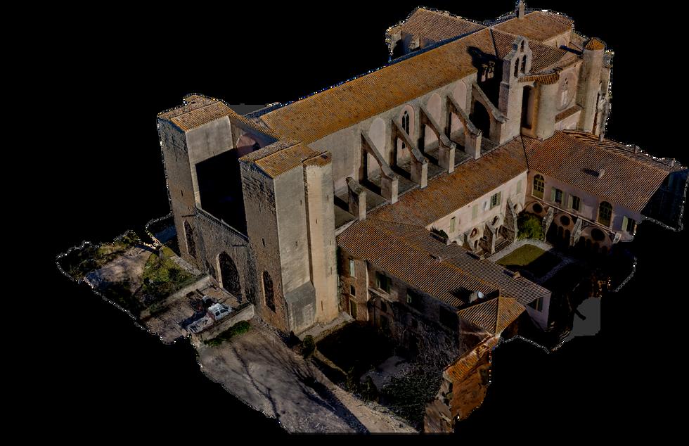 Abbaye -1 général contrast