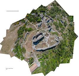 Orthophoto -assamblage photo-Drone.