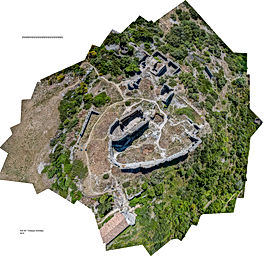 Orthophoto-assamblage photo-Drone.