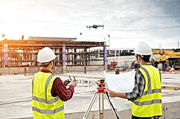 Location avec opérateur de drone