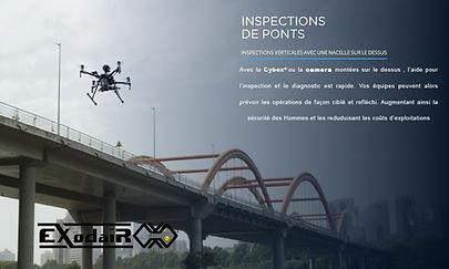 inspection sous face pont EXODAIR
