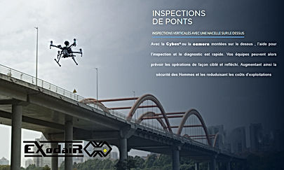 inspection sous face pont EXODAIR