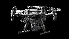 Z30 et M210- drone pour modelisation 3D