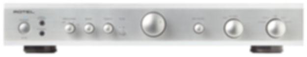 Rotel RA10 amplifier silver.jpg