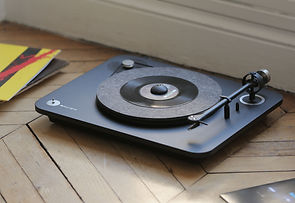Elipson Bluetooth turntables at the little audio company,