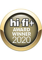 HiFi+ Awards Winner 2020,