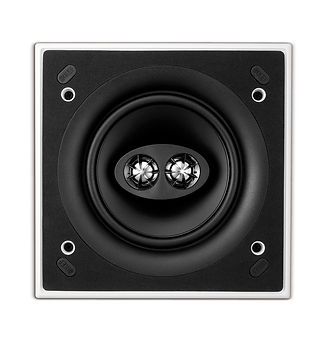 KEF in-ceiling speakers, KEF Ci160CRds in-ceiling speaker, KEF Ci160CSds in-ceiling speaker, the little audio company, dual stereo in-ceiling speaker,