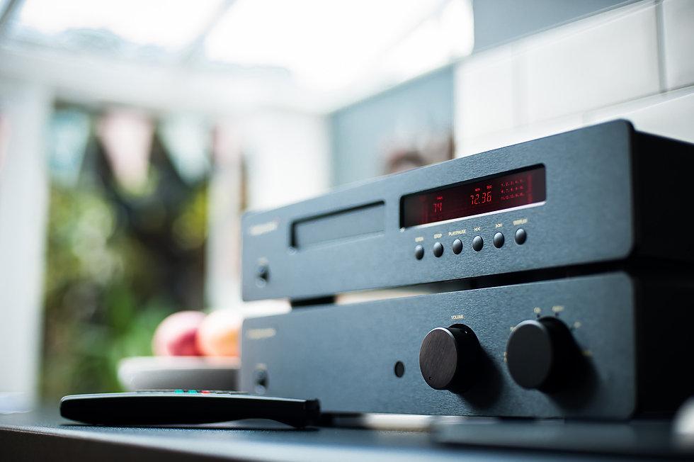 exposure 2510 integrated amplifier