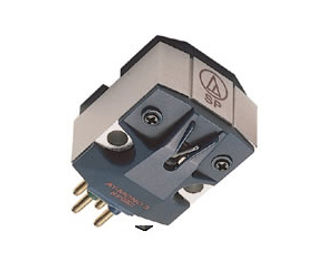 Audio Technica AT Mono3/SP cartridge, audio technica moving coil cartridge, turntable stylus, turntable cartridge, the little audio company,