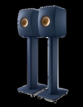 KEF LS50 Meta speakers at the littl audio company,