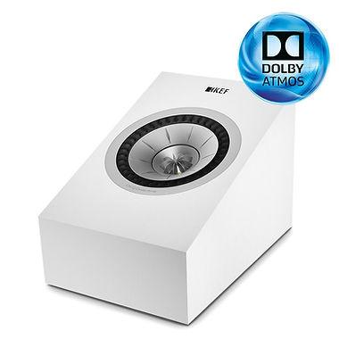 KEF Q50a speakers, Atmos effects speaker, home theatre speaker, hme cinema speaker, surround effects speaker, KEF in Birmingham, upfiring speaker,