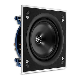 KEF Q-Series in-ceiling speakers, KEF in Birmingham,