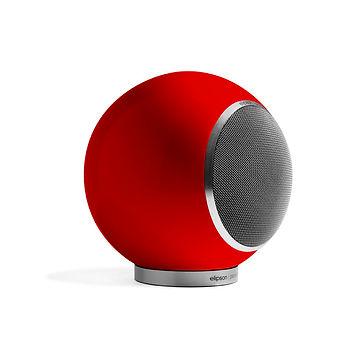 Elipson Planet M loudspeakers, spherical speakers, round speakers, bookshelf speakers, hi fi loudspeakers, the little audio company,