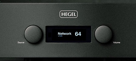 click here for the Hegel H590 integrated amplifier at the little audio company,
