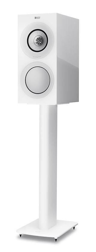 KEF R3 loudspeakers in white, KEF R Series in Birmingham, KEF in Birmingham, KEF in the Midlands, KEF at the little audio company in Birmingham,