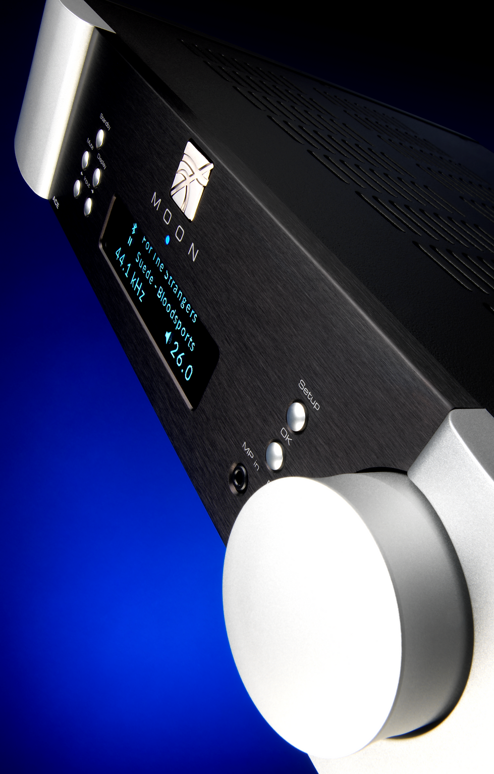 Moon Neo Ace streaming amplifier,