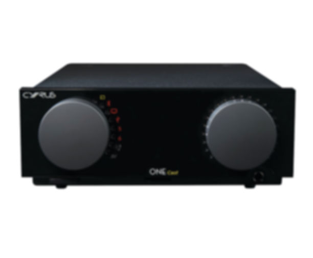 Cyrus One Cast amplifier,