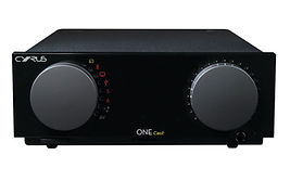 click here for more on the Cyrus One Cast amplifier,