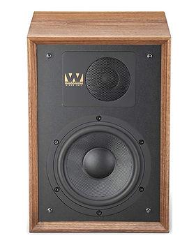 Wharfedale Denton 85 loudspeakers in walnut,